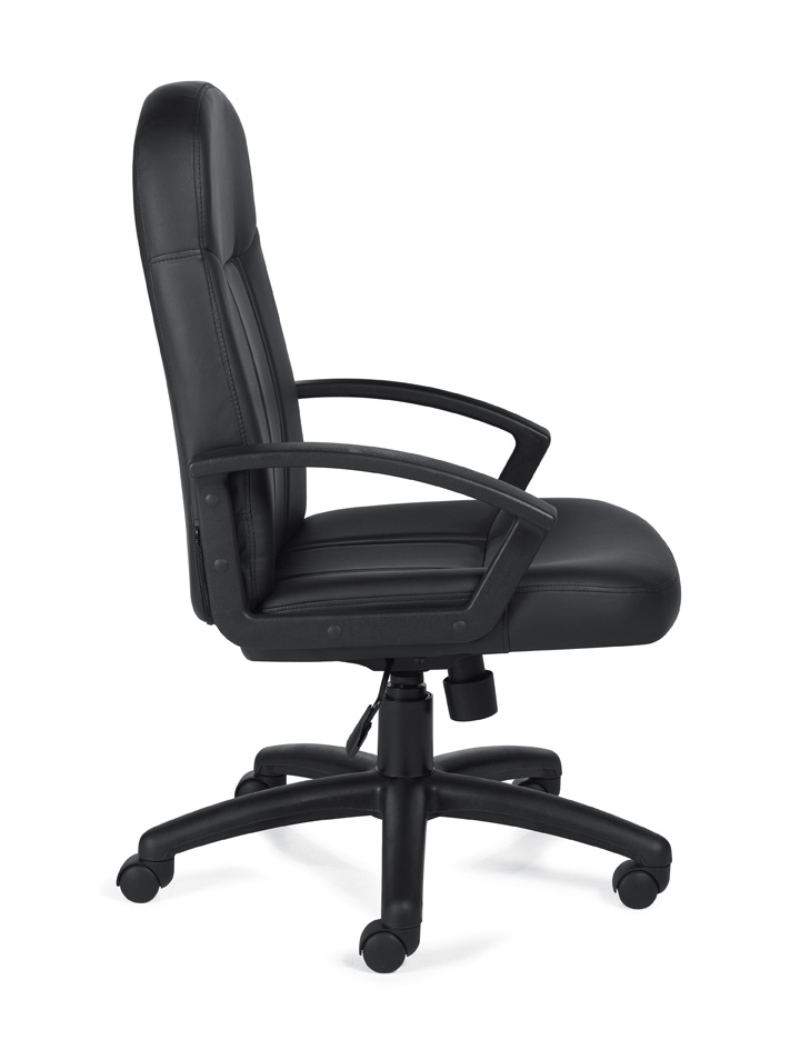 Discount fice Chairs USA Best Selling Luxhide Chair
