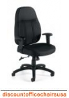 "Our ""GO TO"" Swivel Tilt Chair w Arms"